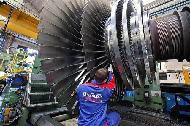 Smart TPM – la sfida di Ansaldo Energia